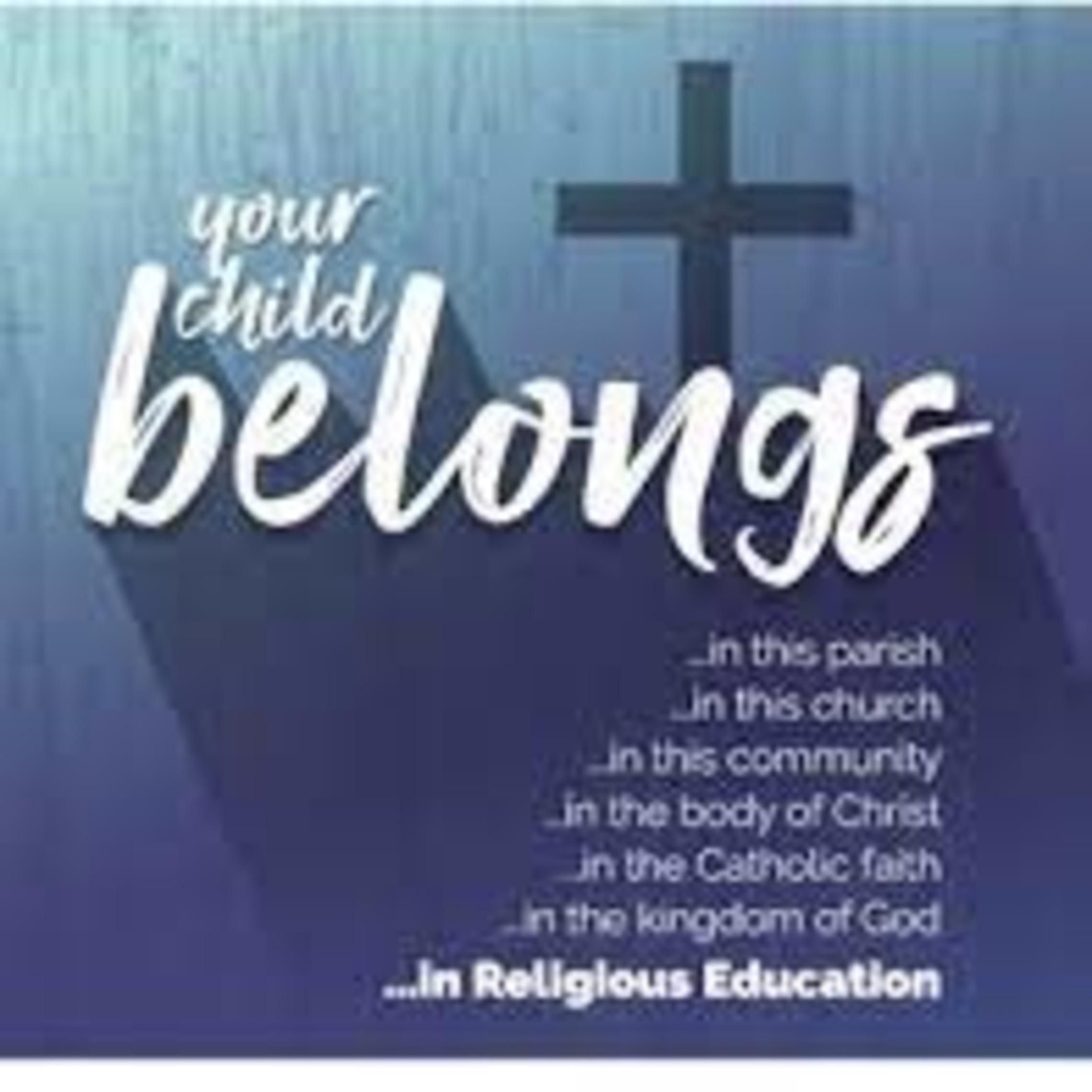 Your Child Belongs