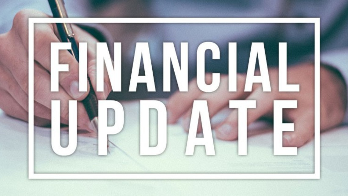 Financial Update