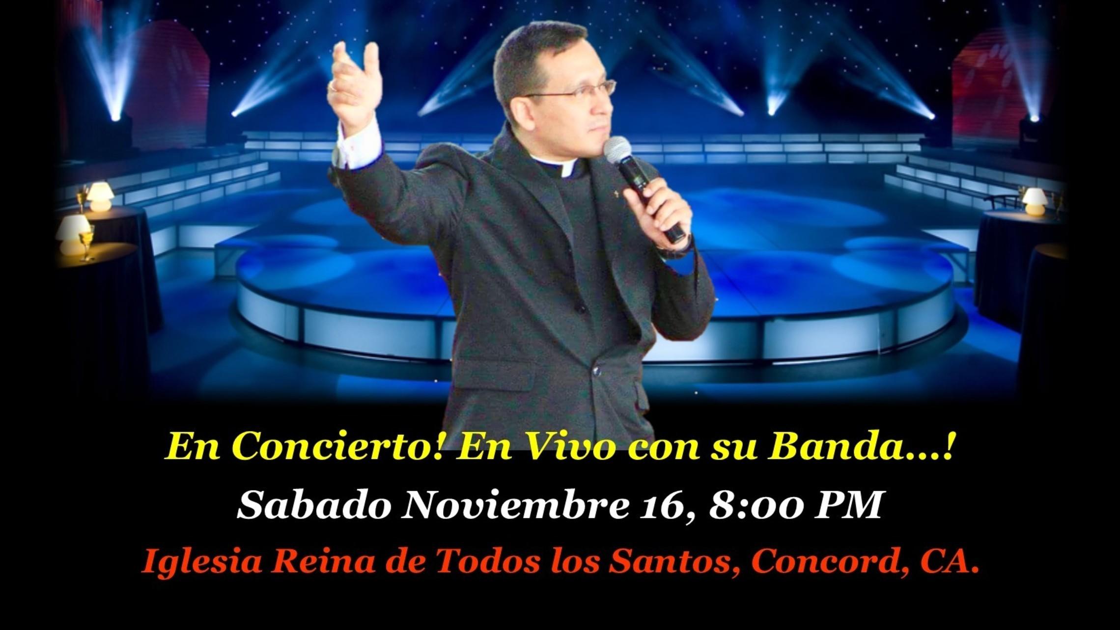 Padre Rafael Chavez Noviembre 16 2019