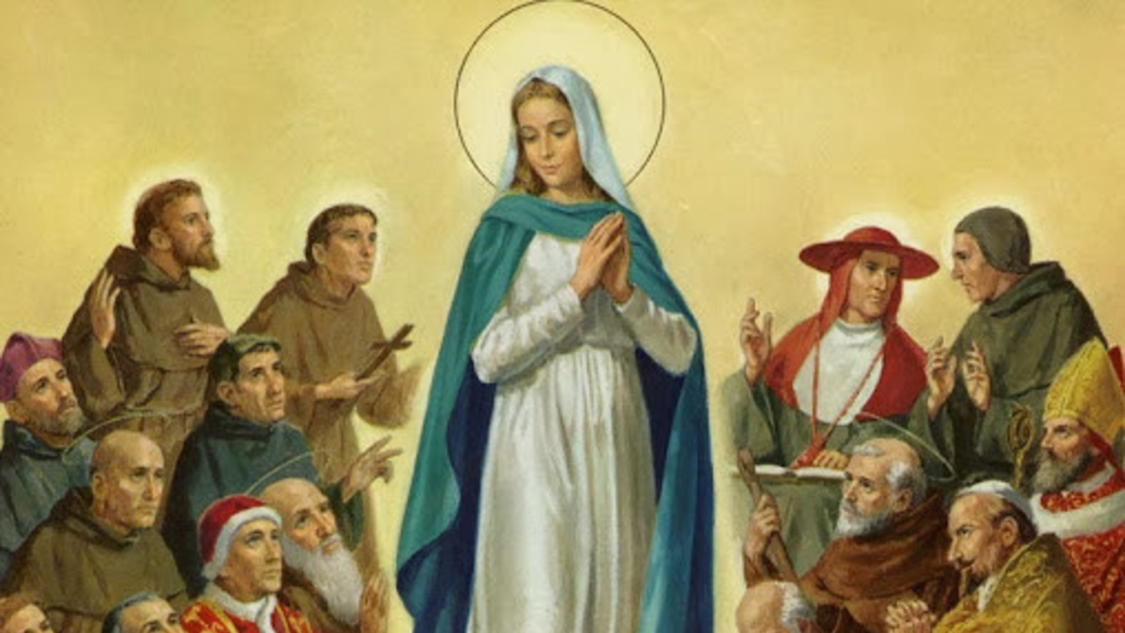 Queen Of All Franciscan Saints